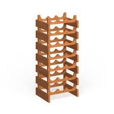 Copper Grove Arapaho <b>21</b>-bottle Stackable Wood Dakota <b>Wine Rack</b>