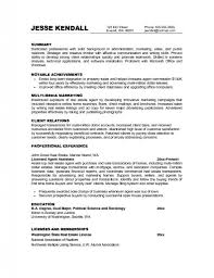 sample resume professional resume building overview of resume job summary example of resume job summary resume career objective summary for customer service resume