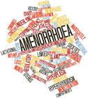 Images & Illustrations of amenorrhea