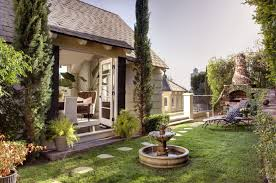 working creating patio: this lawn patio may not have traditional stone flooring but it functions just like another outdoor