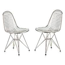 vitra miniature dkr wire chair by charles and ray eames charles and ray eames furniture
