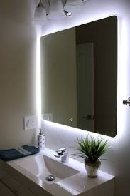windbay backlit led light bathroom vanity sink mirror illuminated mirror 30 bathroom mirrors lighting
