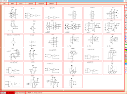 Draw Electric Circuit Xcircuit Draw Electric Circuit Screenshot Click Here For A Full View