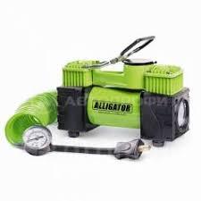 Двухпоршневой <b>компрессор</b> автомобильный 220 Вт. <b>Alligator AL</b> ...