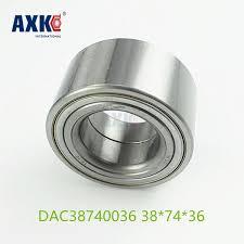 <b>AXK High</b> Speed Car Bearing Auto Wheel Hub DAC38740036/33 ...