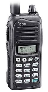 Надежная <b>портативная радиостанция Icom</b> IC-A14