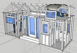 tiny trailer house plans floor dimensions  the idea of karangka    tiny trailer house plans floor dimensions  the idea of karangka can be made from wood