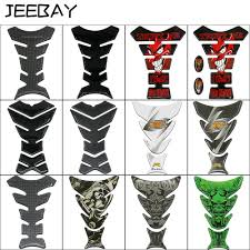 motorcycle sticker 3d carbon tank protector decals z800 stickers for kawasaki z750 z900