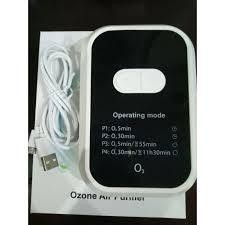 <b>Ozone</b> Air Purifier <b>O3 USB</b> Rechargeable | Shopee Philippines