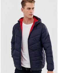 <b>Куртка</b> С Камуфляжным Принтом - Темно-синий <b>Parka London</b> ...