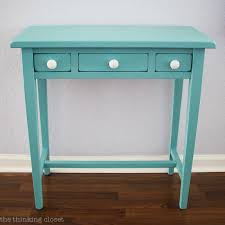 table makeover using annie sloan chalk paint in provence tutorial with step by step breakdown chalk paint furniture