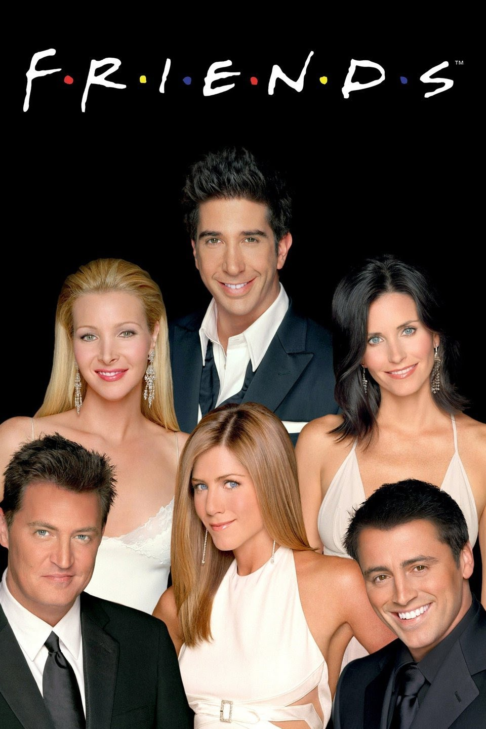 Friends (Season 1 – 10) {English With Subtitles} 720p HEVC Bluray [200MB]