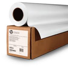 "<b>HP</b> L5Q02A 36 lb <b>Production Satin Poster</b> Paper 36"" x 300' - 1 roll ..."