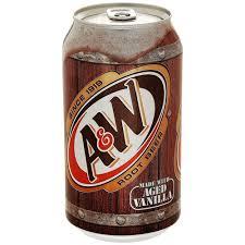 """<b>Напиток</b> безалкогольный <b>газированный</b> """"<b>A&W</b>"""" Root Beer, 355 мл ..."""