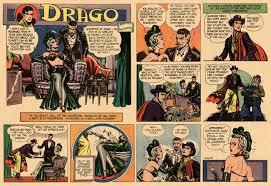 drago newspaper comic strips
