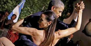 Image result for obama tango
