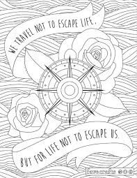 Small Picture Travel Escape Adult Coloring Page FaveCraftscom
