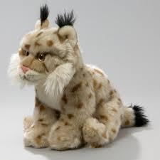 <b>Мягкая игрушка</b> Leosco <b>Рысь</b> бежевый — купить в интернет ...