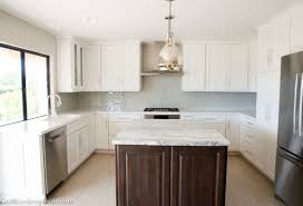 Lowes Custom Kitchen Cabinets Kitchen Remodel Using Lowes Cabinets Cre8tive Designs Inc