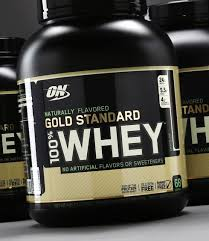 <b>Naturally</b> Flavored 100% <b>Whey</b> | Optimum Nutrition