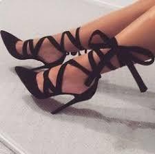<b>Moraima Snc</b> Crytal Embellished High Heel Shoes Sexy Open Toe ...