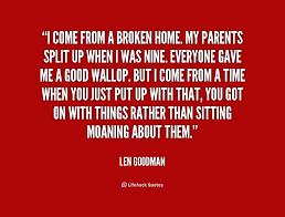Broken Home Quotes. QuotesGram via Relatably.com