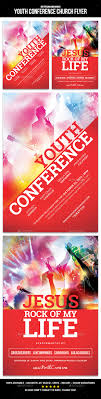 youth conference church flyer by setsunasensei graphicriver youth conference church flyer church flyers