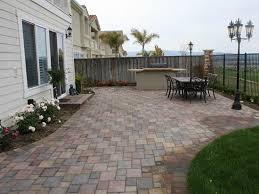 decoration pavers patio beauteous paver: diy paver patio cost patio design ideas throughout the best diy patio with pavers