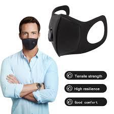 Air Purifying Mask Mouth Filter <b>Dustproof</b> Anti-<b>Haze Anti</b>-<b>fog</b> ...