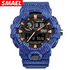 SAMEL <b>Sport Watches</b> for Men <b>Waterproof</b> Digital <b>Watch LED</b> Men's ...