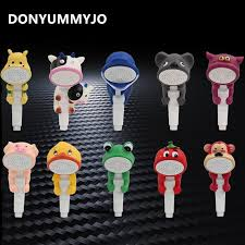 DONYUMMYJO Children Show Heads Cartoon Lovely Home Toy ...
