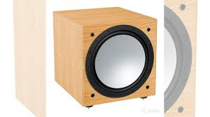 <b>Активный сабвуфер Monitor Audio</b> Silver W12 6G купить в ...