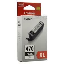 <b>Картридж</b> PGI-470XL BK для PIXMA MG5740 PIXMA MG6840 ...