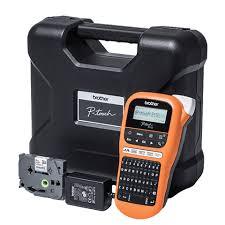 <b>Brother</b> PT-E110VP Handheld Industrial Label Printer