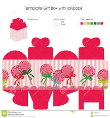 template for gift box stock photos image  template for gift box