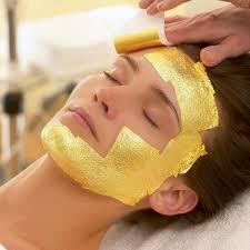 10 <b>Sheets</b> Pure 99.99% <b>24K Gold Sheet Facial Mask</b>