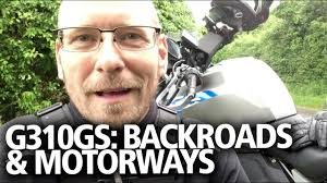 <b>BMW G310GS</b> update: Motorways and backroads - YouTube