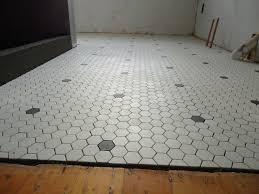 Hexagon Tile Floor Patterns Hex Tile Flooring 5tmuxniq Fine Floors Pinterest Tile