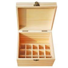 2019 <b>Wholesale Multifunctional Wooden</b> Essential Oils Box 15 ...