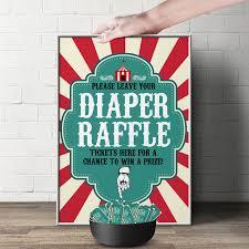 diaper raffle sign vintage circus printable file only bring diaper raffle sign vintage circus printable file only bring diapers for mom raffle baby shower baby shower games baby shower sign