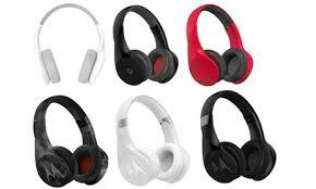 <b>Motorola Pulse Escape</b> or <b>Escape</b> Plus Over-Ear <b>Wireless</b> Bluetooth ...