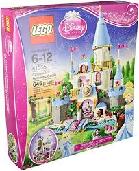 LEGO Disney Princess Cinderella's Romantic Castle ... - Amazon.com