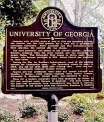 「University of Georgia 1785」の画像検索結果