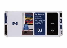 Печатающая головка и чистящая станция <b>HP</b> №<b>83</b> Black (<b>C4960A</b> ...
