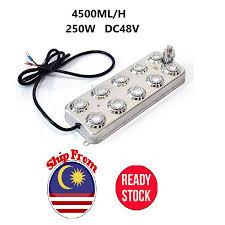 <b>4500ML</b>/<b>H 10</b> Head Industry Ultrasonic Mist Maker Fogger ...