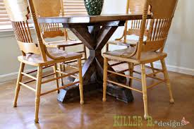 dining tables photos x free x base table plans square from ana whitecom