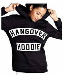 Women Casual <b>Drawstring Hooded</b> Long Sleeve Letter Pullover ...