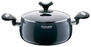 Купить <b>Кастрюля Rondell</b> Delice 3,2 <b>л</b> по выгодной цене на ...