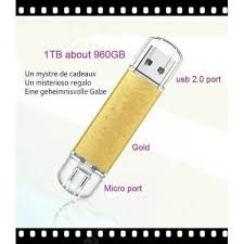 <b>High Speed</b> U disk Portable 2TB 1TB <b>High Speed USB</b> Flash Drive ...