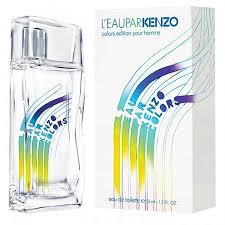 <b>Kenzo L'Eau Par Colors</b>   Eau de toilette, Perfume, Color